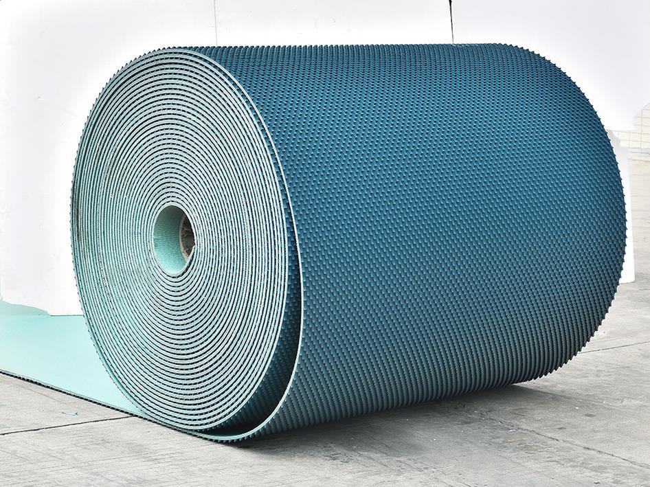Конвейерная лента с поверхностью Super Grip