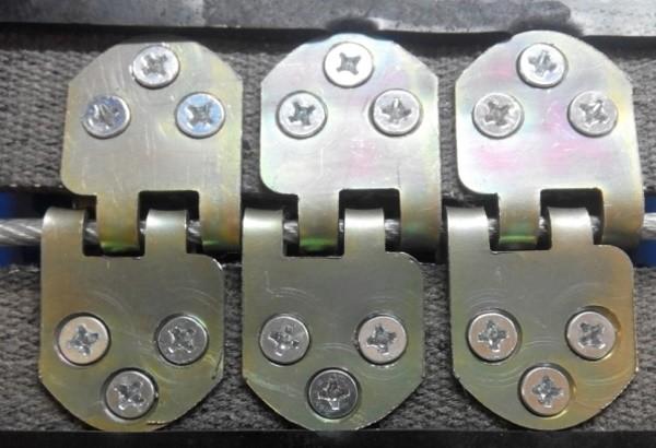 Механические соединения типа K