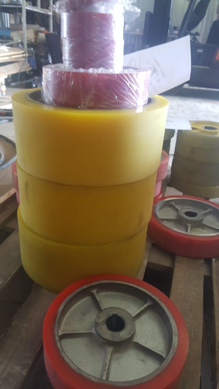 Нанесение и восстановление полиуретанового покрытия
